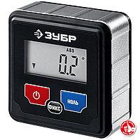 МИКРО уровень-уклономер электронный, Магнитный, Диапазон 4х90°, Точность ±0,1°, 3