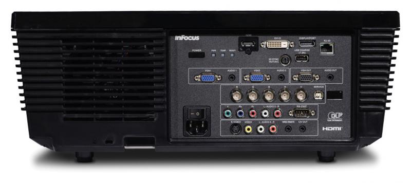 Проектор InFocus IN5316HDa - фото 4