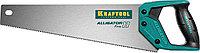 "Ножовка для точного реза ""Alligator Fine 11"", 400 мм, 11 TPI 3D зуб, KRAFTOOL"