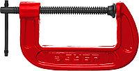 МСС-100 струбцина тип G 100 мм, ЗУБР