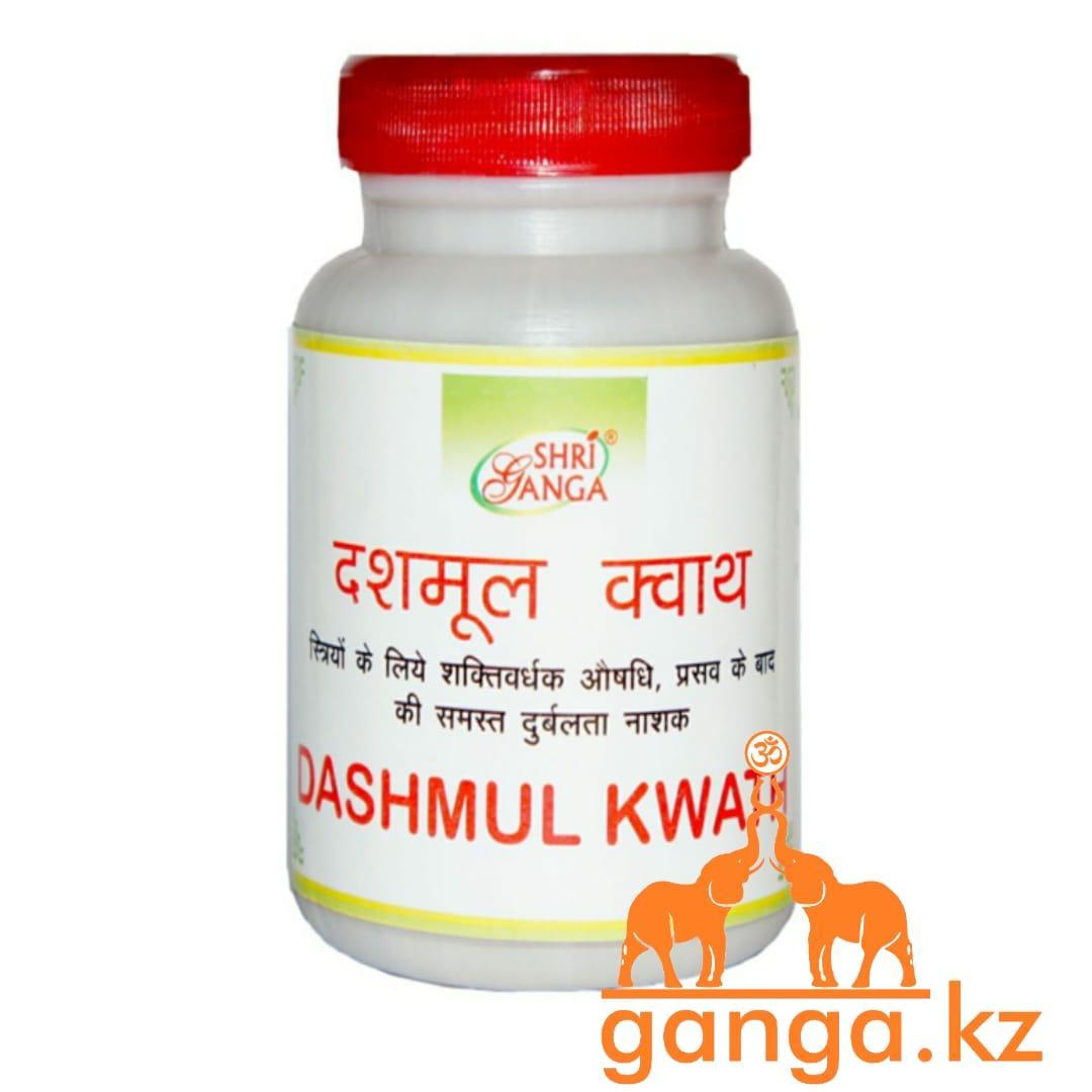 Дашмул Кватх (Dashmool Quath SHRI GANGA), 100 грамм