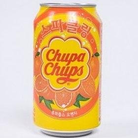 Напиток газированный Чупа Чупс Апельсин 0,345 л.