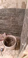 "Финская сауна с парообразователем. Размер = 2,4 х 1,9 х 2,3 м. Адрес: г. Алматы, КГ ""ЭДЕЛЬВЕЙС"" 44"