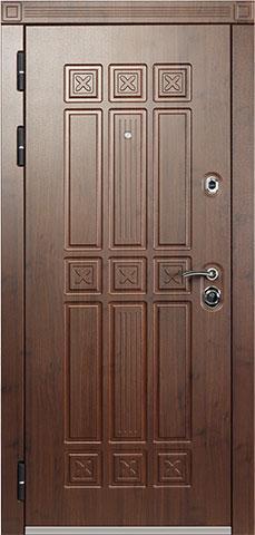 Металлическая дверь СЕНАТОР-S 2060-880 R/L