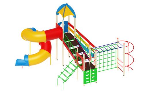 Детский игровой комплекс «Космопорт»