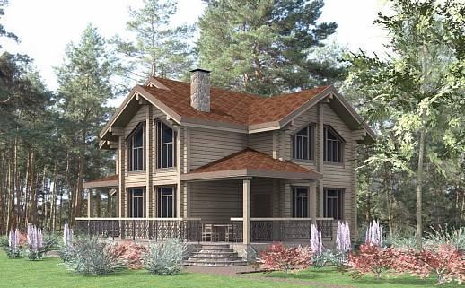 Проект дома №2293