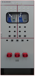 Шкаф питания цепей ОБР на постоянном токе «Ш2200 15.016» или на переменном токе «Ш2200 15.017»