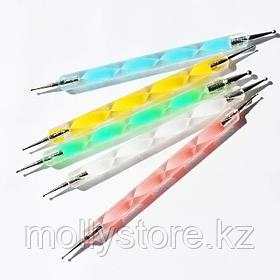Ручка для дизайна ногтей (Дотс)