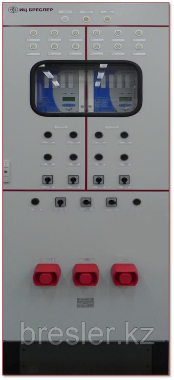 Шкаф оперативной блокировки и управления разъединителями «Ш2600 15.590»
