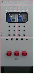 Шкафы распределения оперативного тока «Ш2200 15.012»
