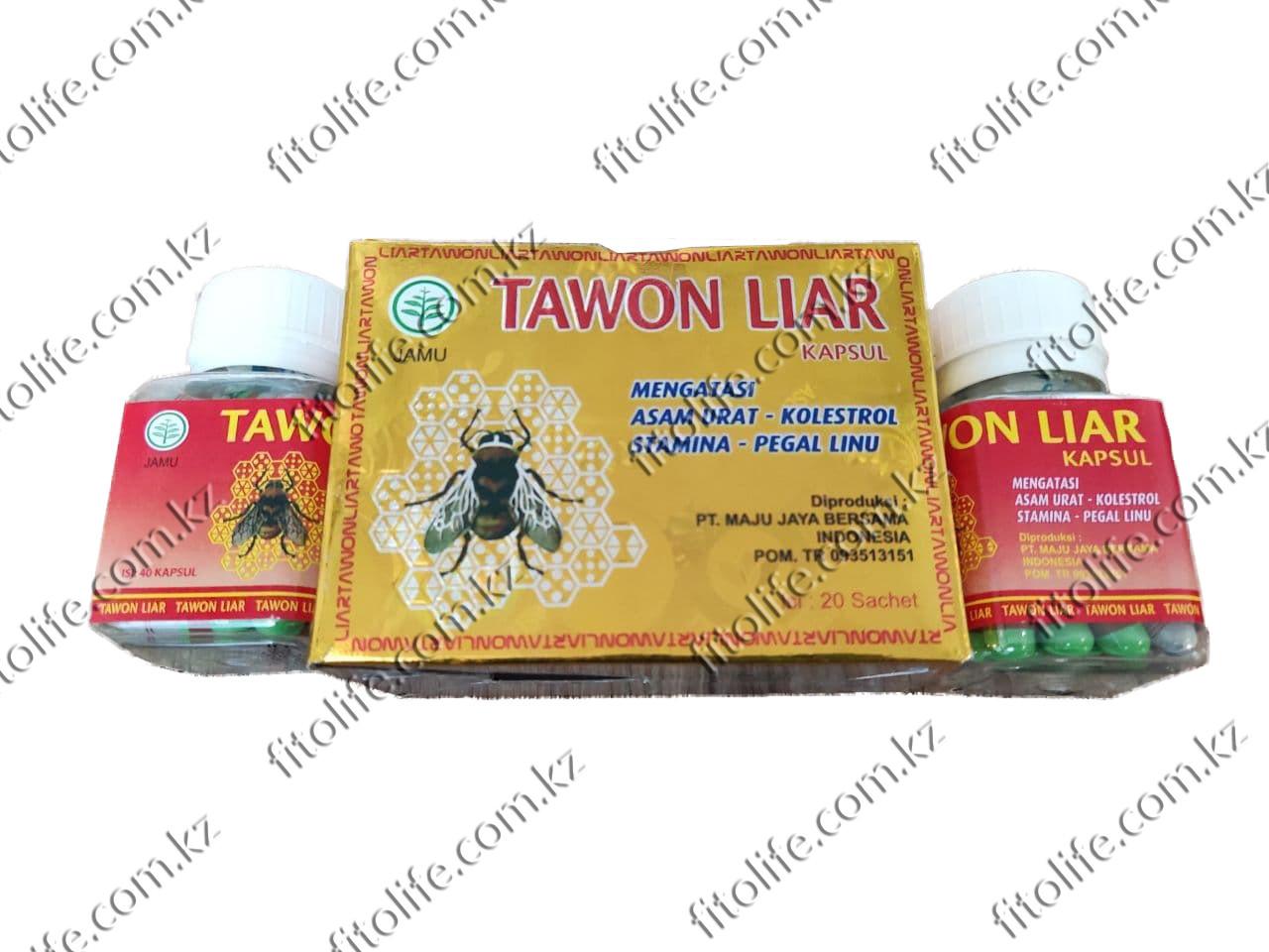Препарат для лечения суставов Tawon liar