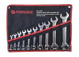 F-5102P(NEW) Forsage Набор ключей рожковых 10