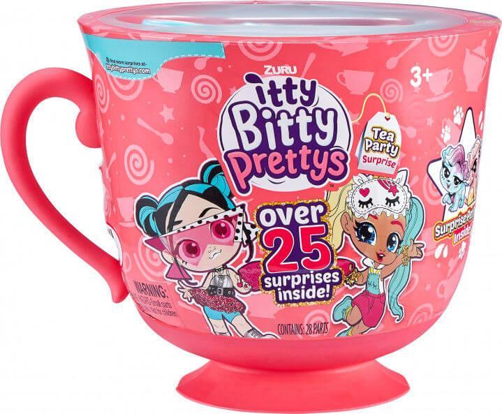 "Zuru: Itty Bitty Prettys ""Большая чайная чашка"""