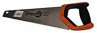 Ножовка 400 мм 3D заточка 2 комп.рукоятка Вихрь