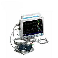 Монитор пациента CONTEC CMS8000 с интерфейсом на русском и казахском языке