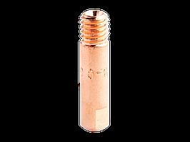 Наконечник сварочный прямой M6 d0,8 мм (MS) ICU0003-08
