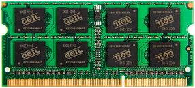 Оперативная память для ноутбука 8Gb DDR3 1600Mhz GEIL, 1,5V oem