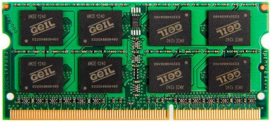 Оперативная память для ноутбука 8Gb DDR3 1600Mhz GEIL, фото 2