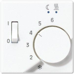 Крышка для регулятора подогрева пола, белая aftr231plww