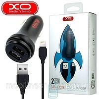 XO-CC08 2.4A TC авто ЗУ