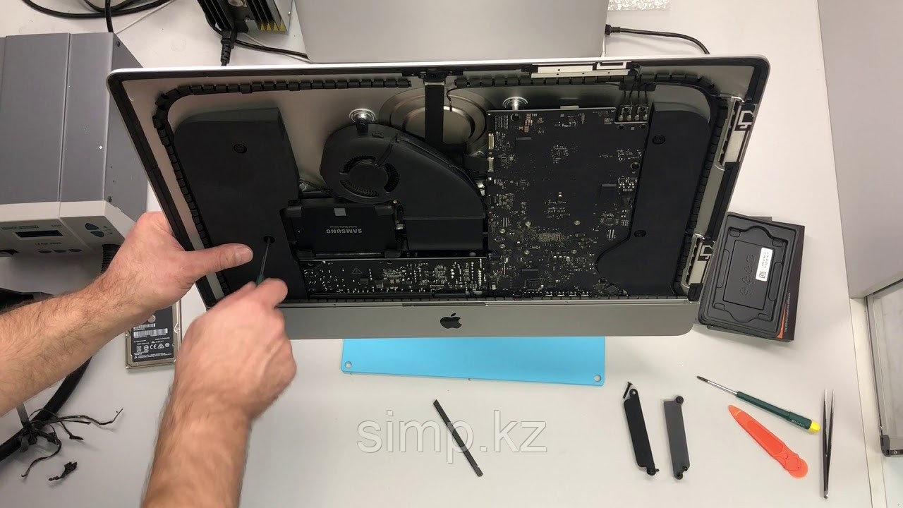 Улучшить - ускорить - обновить - апгрейд - upgrade macbook, iMac
