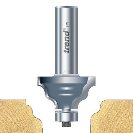 Фреза фасонная, Trend Wavy Mould, D32мм/L18мм/S12.6мм
