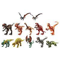 Фигурки динозавров «Атакующая стая», МИКС