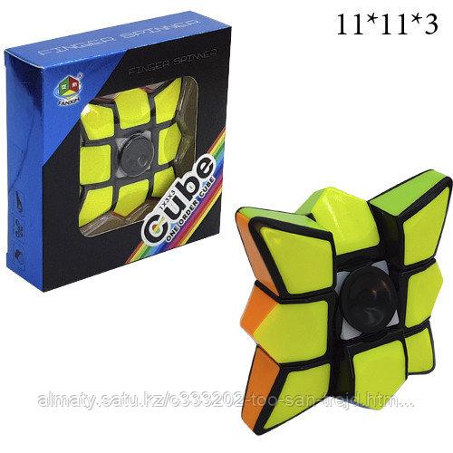 """Головоломка """" Куб Спиннер""""(кубик рубик +спиннер) 5 см,8 см."""