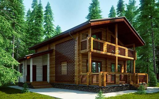 Проект дома №2251