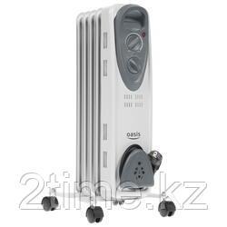 Масляный радиатор Oasis UT-10, 1кВт, 5-секций
