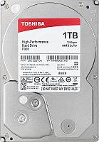 "Жесткий диск HDD Toshiba 1Tb HDWD110UZSVA 3.5"", SATA"