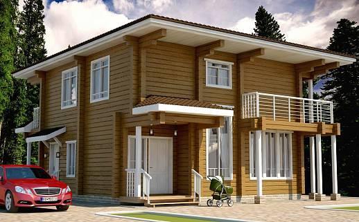 Проект дома №2274