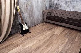 Замковая плитка Wonderful Vinyl Floor Natural Relief Дуб Мокко DE1108