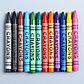 Восковые карандаши Маша и медведь , набор 12 цветов, высота 1 шт - 8 см, диаметр 0,8 см, фото 3