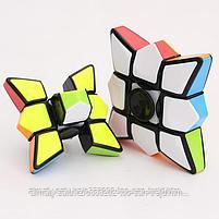"""Головоломка """" Куб Спиннер""""(кубик рубик +спиннер) 5 см,8 см., фото 4"""