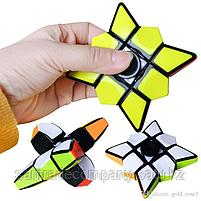 """Головоломка """" Куб Спиннер""""(кубик рубик +спиннер) 5 см,8 см., фото 5"""