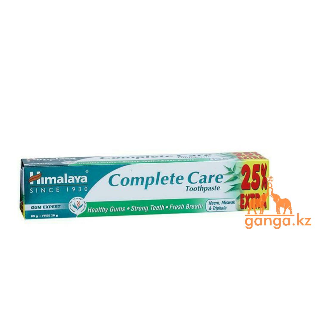"""Зубная паста """"Полный уход"""" (Complete Care HIMALAYA), 80г+20г"""