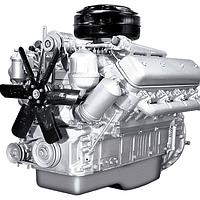 238М2-1000188-2 Двигатель ЯМЗ-238М2-2 Путевые машины без КПП и СЦ