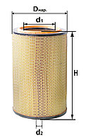 Д260-1109080 Элемент ВФ (В4318 М и В4318-01), фото 1