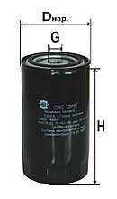 Т6113(Т6103)-1117010 Фильтр топливный (Т6113) резьбовой (аналог Т6103)