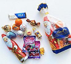 Новогодние подарки из Германских сладостей