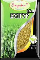 Крупа пшеничная Булгур 500гр (Эндакси)