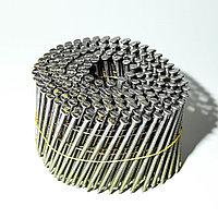 Гвозди барабанные для пневмоинструмента 3.1/80мм кольцо