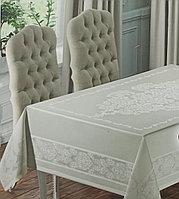 Тефлоновая скатерть Monalife 160×350 см Белый