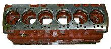 260-1002020 Блок цилиндров Д-260