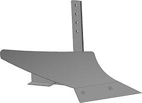 Плуг для мотоблоков ЗУБР, без сцепки (ПГ-1)