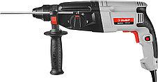 Перфоратор горизонтальный ЗУБР, 800 Вт, 0-1300 об/мин, 0-4800 уд/мин (П-26-800), фото 2