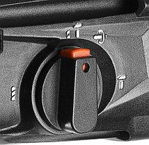 Перфоратор горизонтальный ЗУБР, 800 Вт, 0-1300 об/мин, 0-4800 уд/мин (П-26-800), фото 3