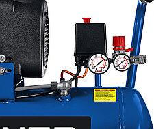 Компрессор воздушн. ЗУБР 2200 Вт, 320 л/мин, 50 л, (КПМ-320-50), фото 3