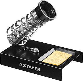 Подставка для паяльника штампованная Maxterm, STAYER (55318)